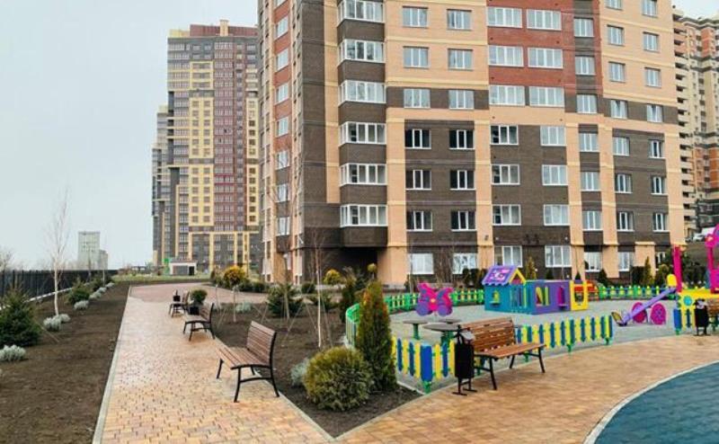 В ЖК «Красный Аксай» ввели в эксплуатацию новый жилой дом