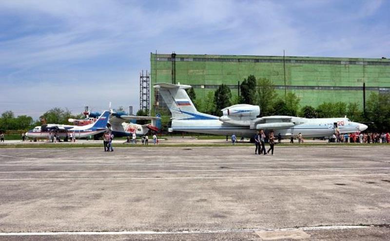 Таганрогский авиазавод им. Бериева нанял новую охрану