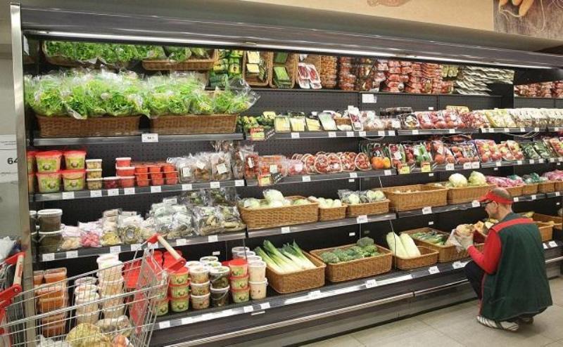 Продукты питания не подешевели после начала госрегулирования цен