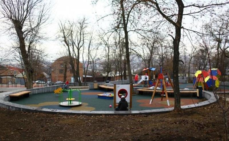 2,5 года реконструировали парк Собино