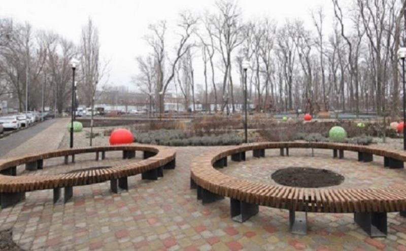 парк Вересаево
