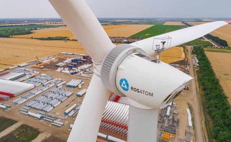 Ветроэлектростанции в Ростовской области хотят продать финнам