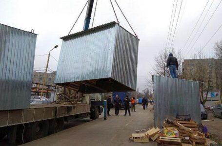 2,41 млн. рублей нужно для сноса незаконных ларьков