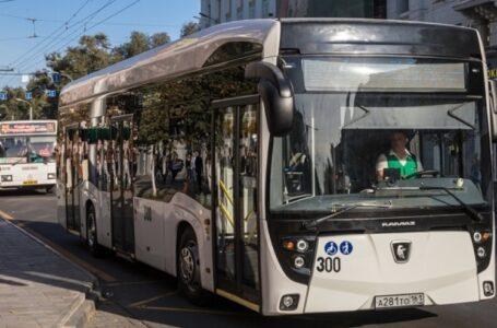 Власти Ростова передумали продавать злополучный электробус «Камаз-6282»