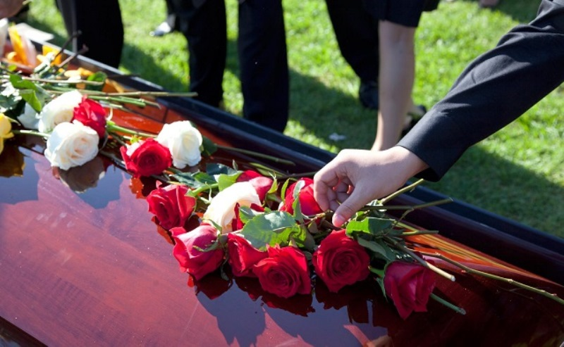 погребальные услуги