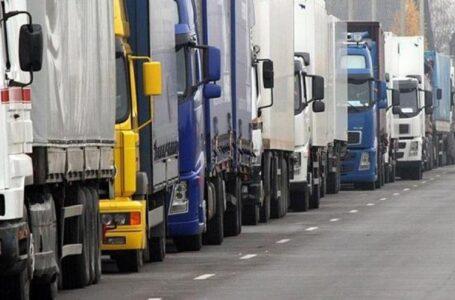 Из-за закрытия моста на Малиновского сложно доставлять продукты