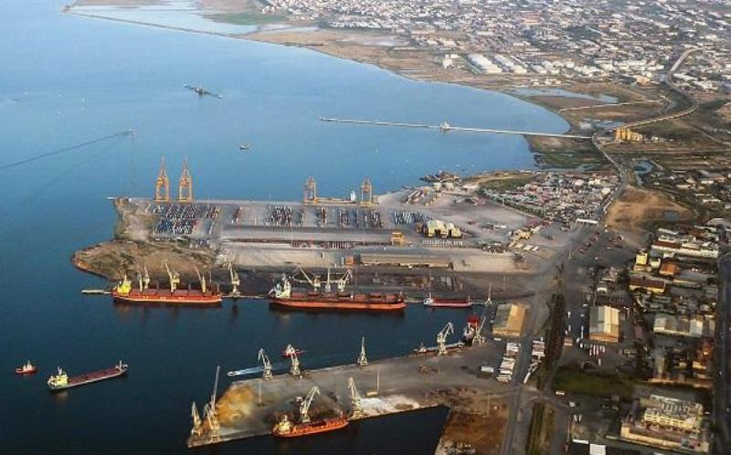 Порт Салоники