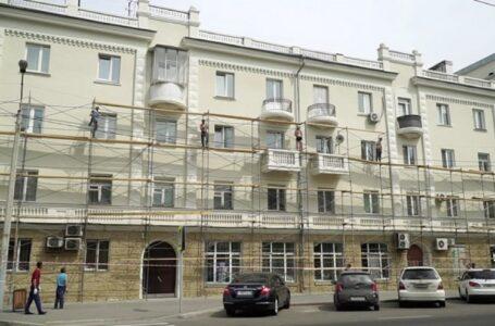 Новые здания в Ростове будут красить в определенные цвета