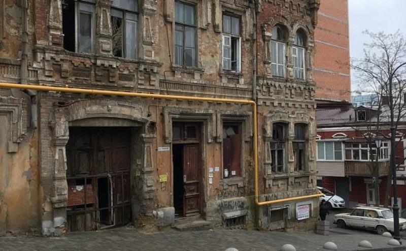 Центральную часть Ростова готовят к реновации