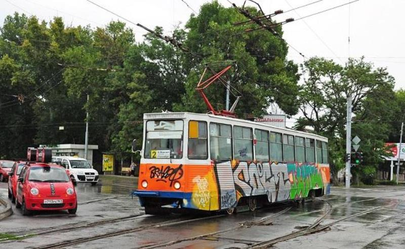 В модернизацию трамваев Таганрога вложит средства ВЭБ.РФ