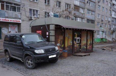 Незаконные ларьки в центре Ростова будут убраны