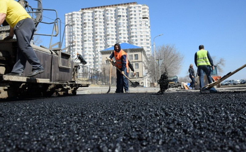 В Ростове на майские праздники будут ремонтировать 11 улиц