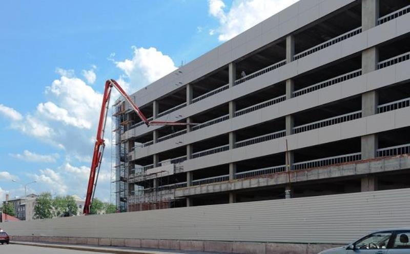 В Ростове хотят построить автостоянку на 16 этажей