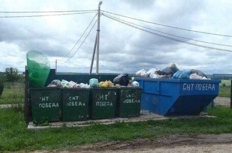 В Ростове на 1/3 подорожает вывоз мусора для жителей садовых товариществ