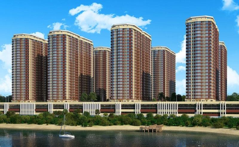 жилой комплекс Город у реки