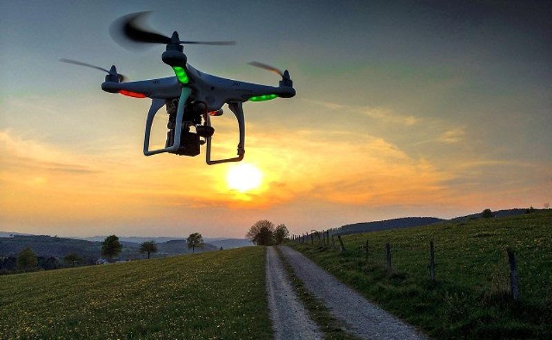 Для снижения аварийности на дорогах Ростовской области будут использовать дроны