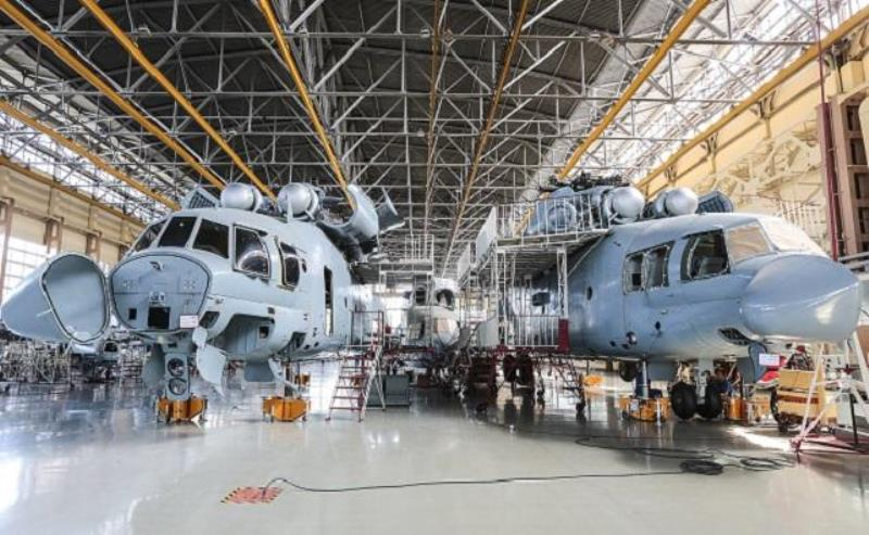 продажи вертолетов