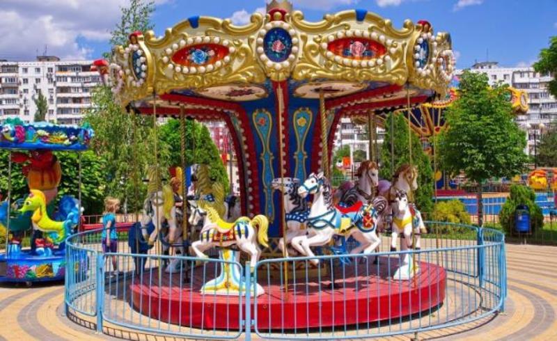 Почти 415 млн. рублей выделят на обновление и реконструкцию парков в Ростове