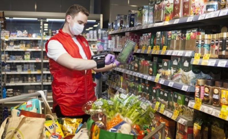 Экспресс-доставка продуктов набирает популярность у ростовчан