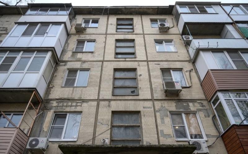 В ростовской пятиэтажке отменили капитальный ремонт дома