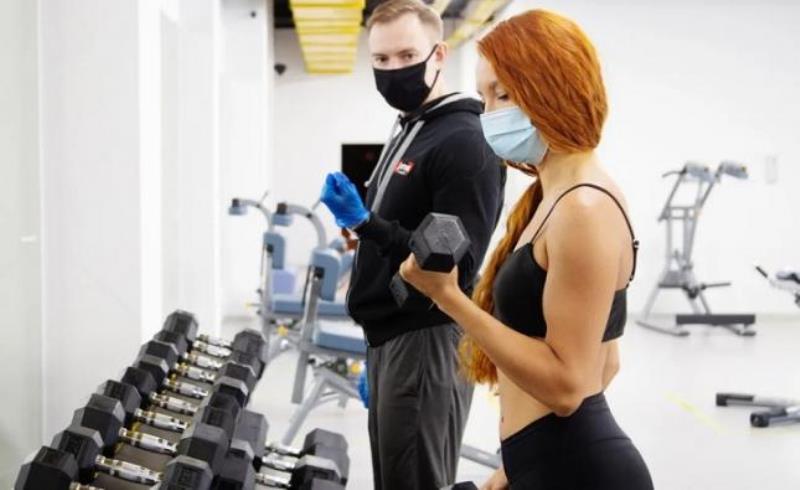 Доходы ростовских фитнес-клубов упали из-за ограничений по COVID-19