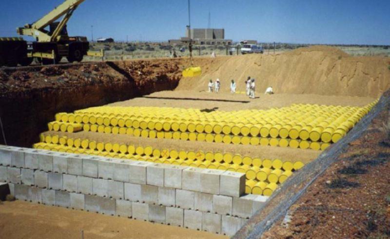 Возле Волгодонска возведут хранилище радиоактивных отходов