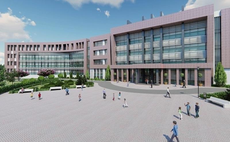 1,6 млрд. рублей потратят на строительство школы в Ростове