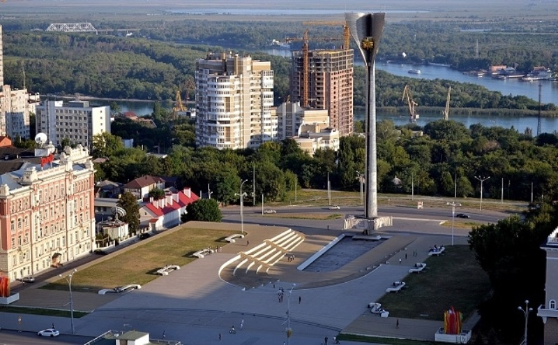 В Ростове создан проект реконструкции Театрального спуска