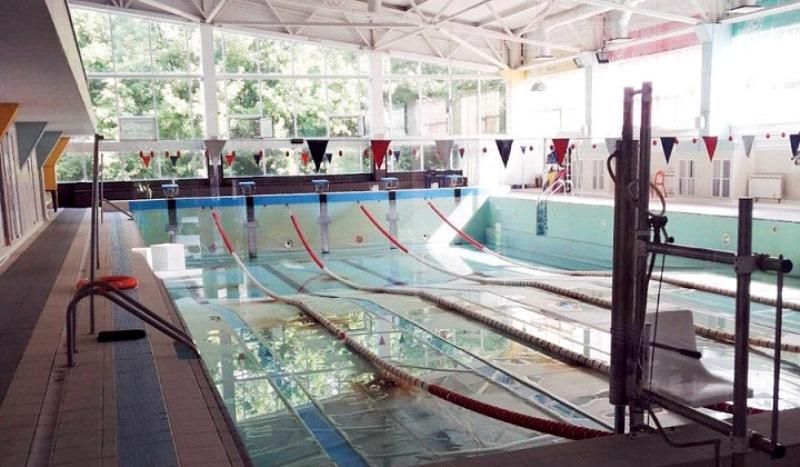 закрытие бассейна