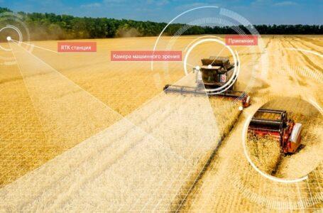 Новые электронные сервисы для управления сельскохозяйственной техникой