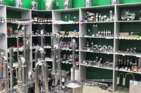 Новый оптово-розничный склад магазина «Хмельное дело» открылся в Аксае