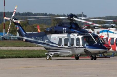 «Роствертол» ищет подрядчика для обслуживания итальянского вертолета