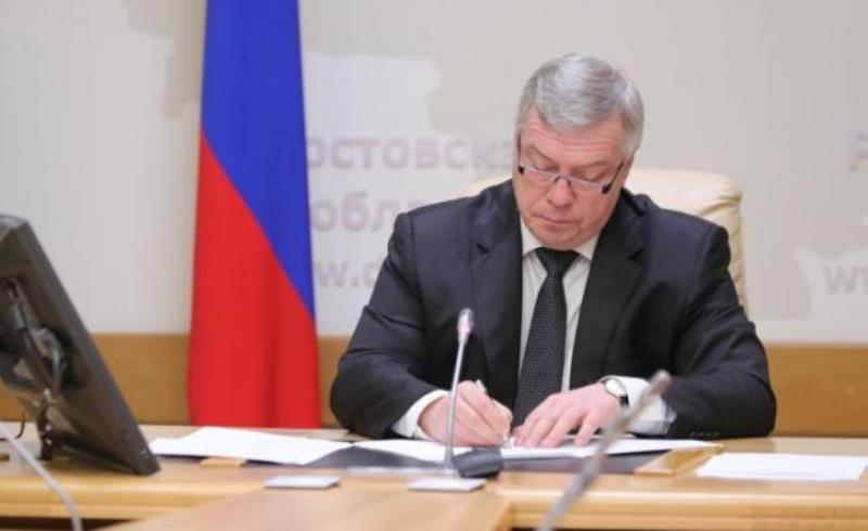 Василий Голубев подписал документ смягчающий коронавирусные ограничения