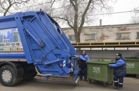 Власти Ростова хотят повысить тарифы на вывоз мусора