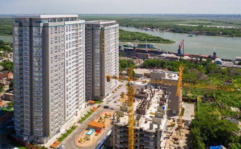 Жилье в новостройках Ростова подорожало на 40 процентов