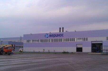 На 3 месяца закрыли цех завода «Меринос»